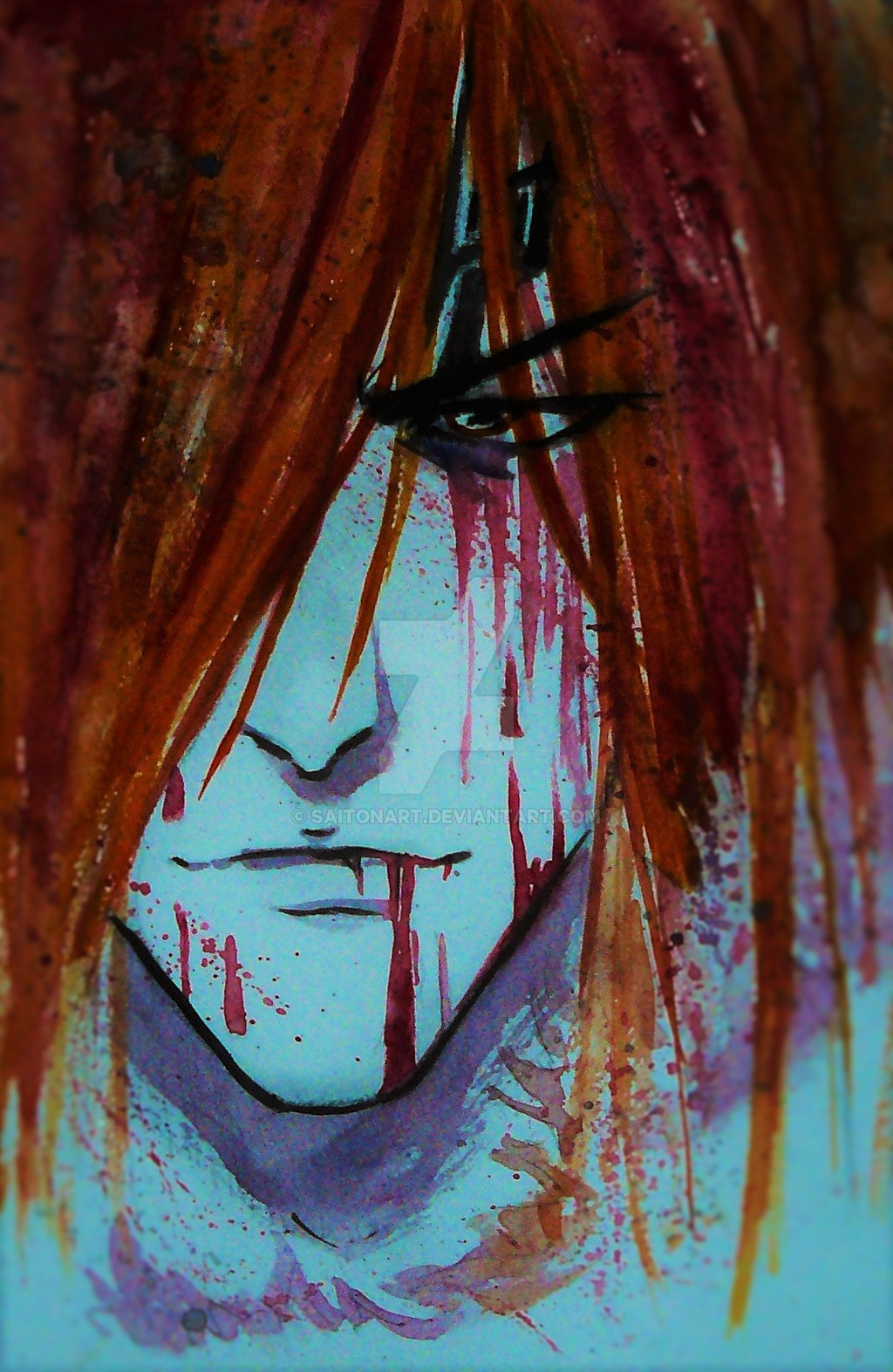 abarai-renji-bleach-by-saitonart