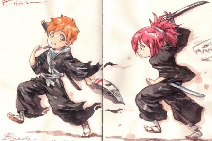 The Beginning – Kazui andIchika