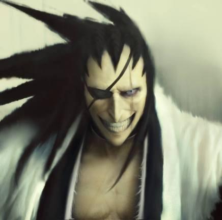 Strongest Shinigami – ZarakiKenpachi