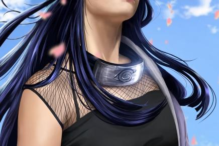 Byakugan Beauty – HinataHyuga