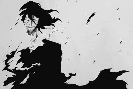 Black and White – Zangetsu