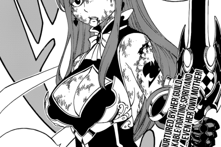 Eileen's True Form! Real Family – Fairy Tail 515