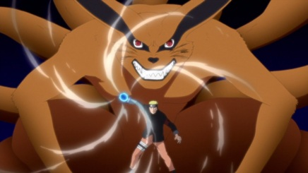 Exploding Human! Sasuke's Story – Naruto Shippuden484