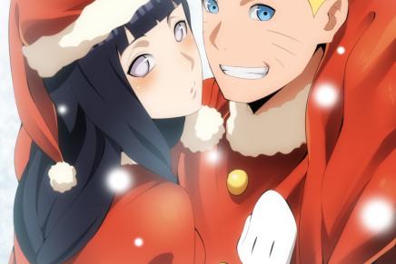 Merry Christmas – Naruto andHinata