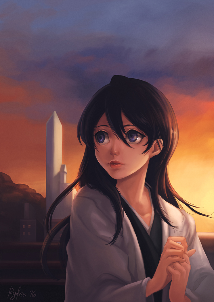 rukia-kuchiki-after-the-years-by-ryfee