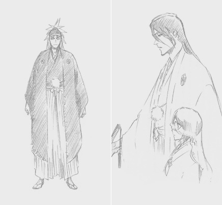 Bleach: WE DO knot ALWAYS LOVE YOU Novel Sketches