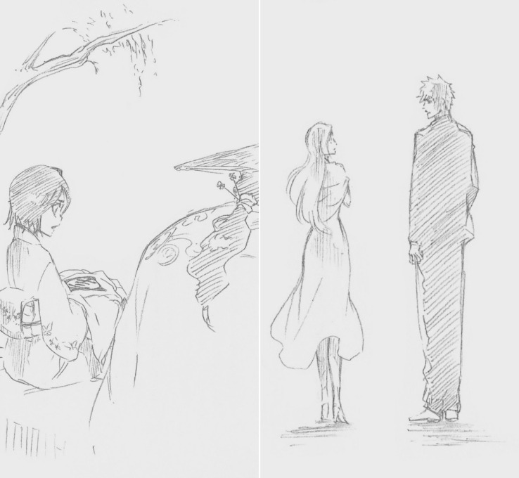 Details about  /BLEACH We Do Knot Always Love You Tite Kubo Makoto Matsubara Light Novel