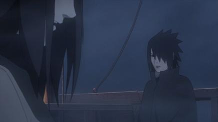 Sasuke Investigates! Orochimaru's Help – Naruto Shippuden485