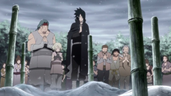 sasuke-prays-for-the-dead