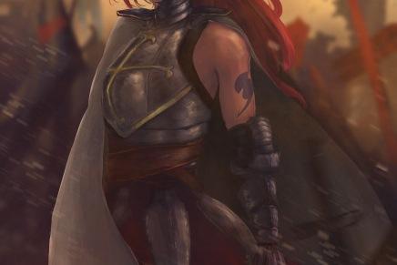 Titania – ErzaScarlet