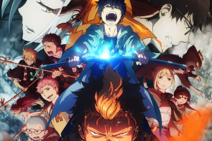 Watch Blue Exorcist: Kyoto Saga (Anime)