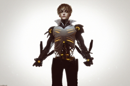 Cosplay: Demon Cyborg Genos