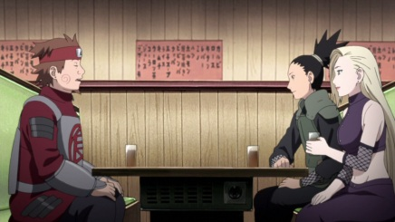 Shikamaru's Mission! Land of Silence – Naruto Shippuden489