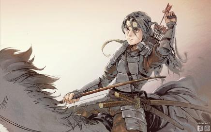 The Hunter – ItachiUchiha