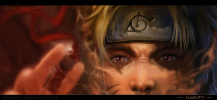 The Red Demon Inside – Naruto Uzumaki