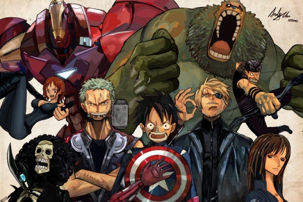 The Straw Hat Avengers – One Piece