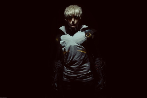 one-punch-man-genos-by-geshapetrovich
