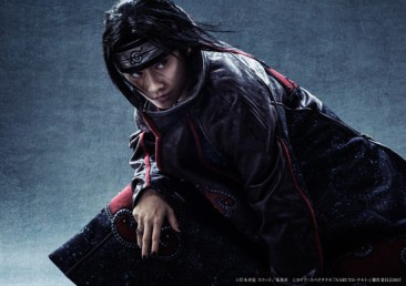 Shinji Rachi as Itachi Uchiha