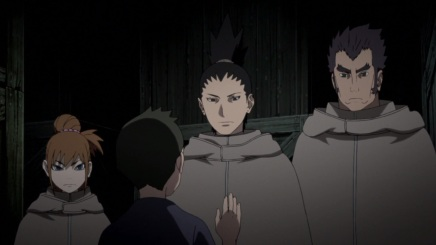 Soku's Betrayal! Land Of Silence – Naruto Shippuden490