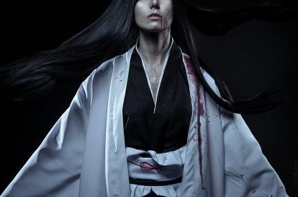 cosplay-unohana-retsu-by-pechenka123