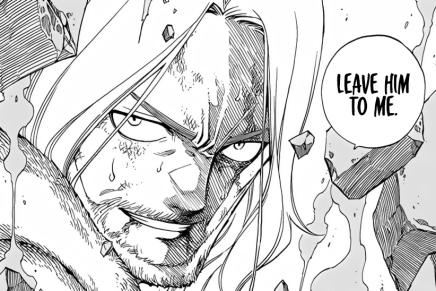 Gildarts vs August! Gray Approaches Zeref – Fairy Tail521
