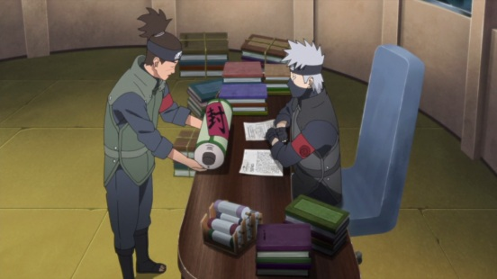 iruka-returns-sealed-seals-to-kakashi