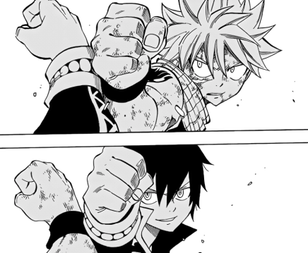 Natsu vs Zeref Begins! August's Intent – Fairy Tail 524