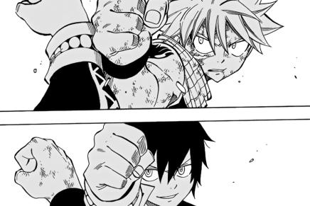 Natsu vs Zeref Begins! August's Intent – Fairy Tail524
