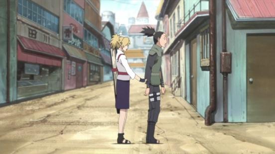 Temari dating shikamaru