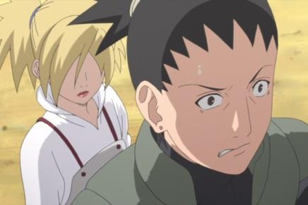 Shikamaru and Temari's Date! Food Pills – Naruto Shippuden496
