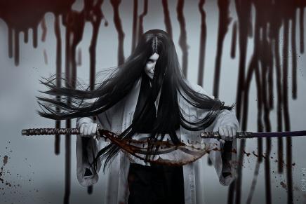 Cosplay: Yachiru RetsuUnohana