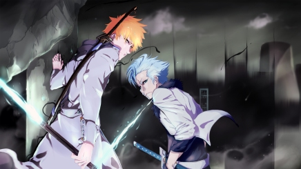 Shall We End It? – Ichigo and Grimmjow