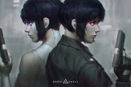 Ghost In The Shell – Motoko Kusanagi