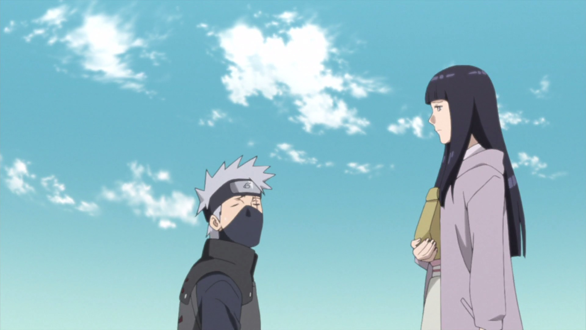 Hinata's Day! Gift Mission – Naruto Shippuden 499 | Daily Anime Art