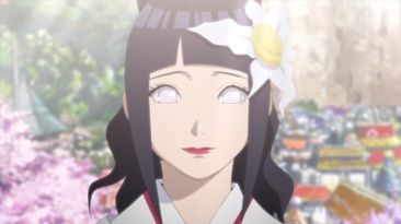 Hinata's Smile