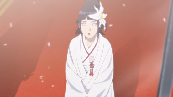 Hinata's Wedding Dress