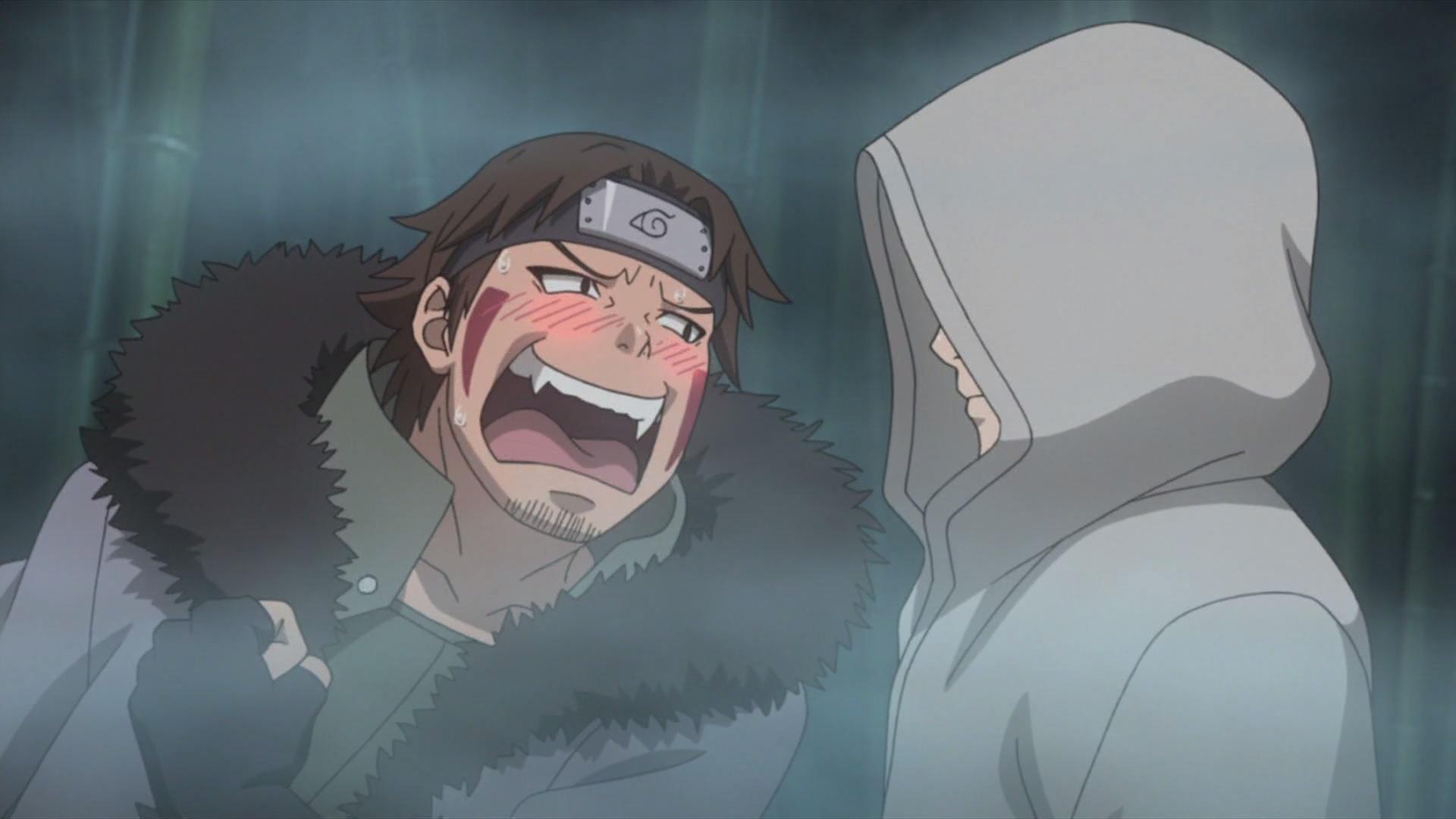 Naruto Kiba And Tamaki