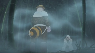 Kiba vs Bee Man