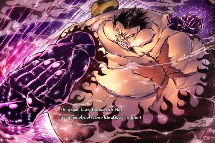 The Tankman – Monkey D. Luffy