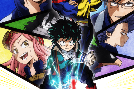 Watch My Hero Academia Season 2 (Anime)