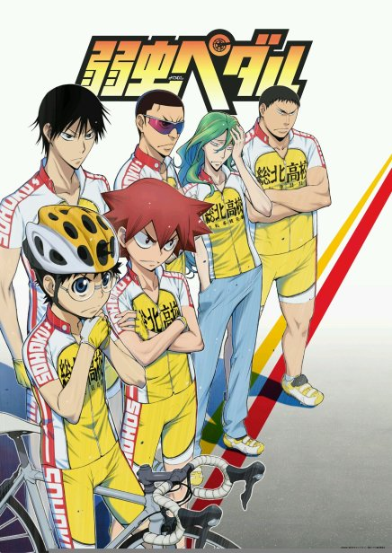 Watch Yowamushi Pedal (Anime)