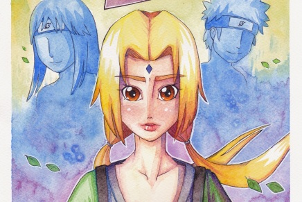 The Fifth Hokage – Tsunade