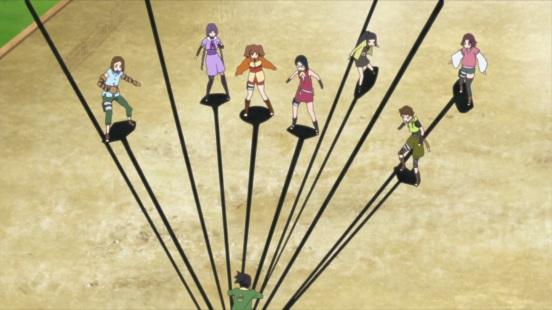 Shikadai holds everyone