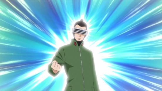 Shino tries to inspire kids