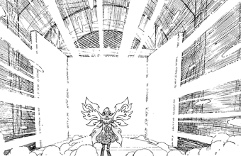 Zeref opens gate to the past