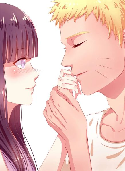 Embodiment of Innocence – Naruto and Hinata