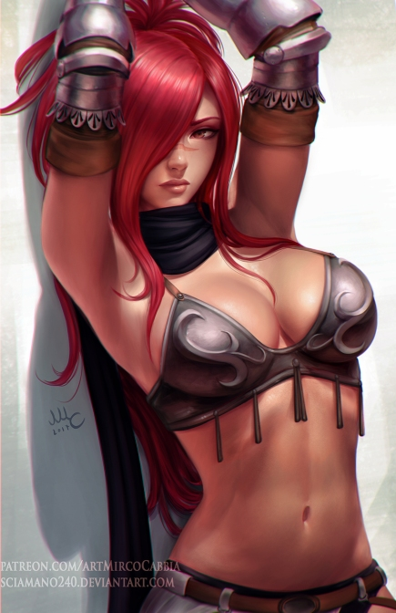 Fairy Hunter – Erza Knightwalker