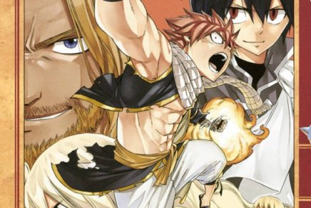 Hiro Mashima has 'Lots of Plans' for Fairy Tail's Manga Ending
