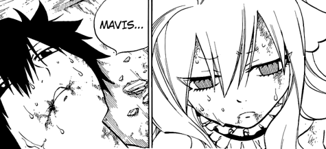 Mavis and Zeref
