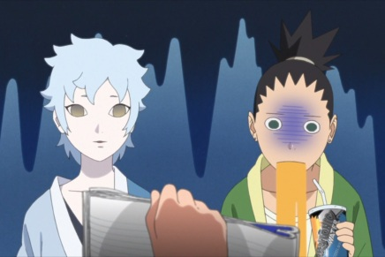 Sumire's Stalker! Love & Potato Chips – Boruto 7